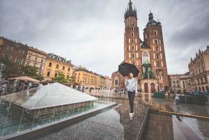 Krakow: 2 Hour Photo Shoot
