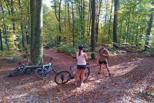 Krakow: 3-Hour Mountain Biking Experience in Las Wolski