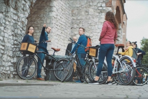 Krakow: 3-Hour Private Bike Tour with a Local Historian
