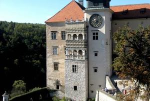 Kraków: 4-Hour Ojców National Park and Pieskowa Skała Castle