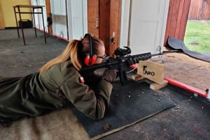 Krakow: 45-Shot Live-Round Advanced Shooting