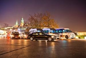 Krakow Airport 1-Way Transfer