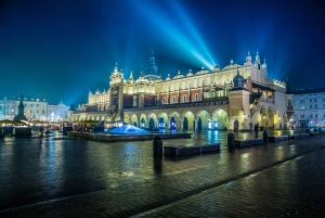 Krakow and Auschwitz: Full Day Trip From Warsaw