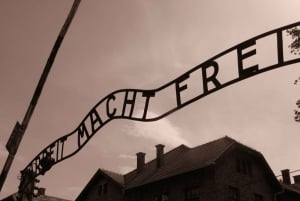 Krakow and Auschwitz Small-Group Tour from Lodz with Lunch