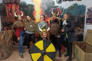 Krakow: Axe Throwing Fun