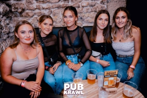 Krakow: Bar, Club and Pub Crawl
