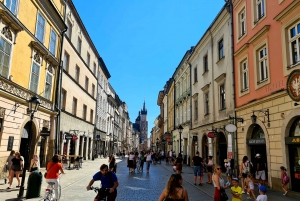 Krakow: City Tour by Golf Cart with Audio Guide
