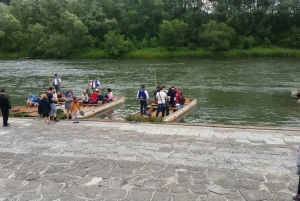 Krakow: Classic or Active Rafting on Dunajec River