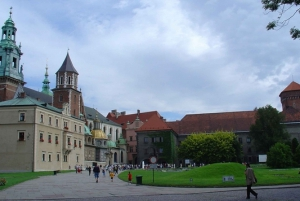Krakow: Cultural Capital of Poland Day Trip from Warsaw