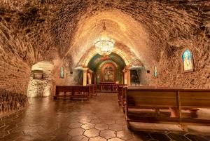 Krakow: Day Tour to the Wieliczka Salt Mine and Wawel Hill