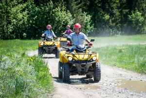 Krakow: Extreme Quad Bike Tour
