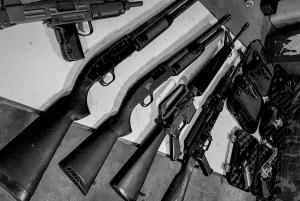 Krakow: Extreme Shooting Range with Hotel Transfers