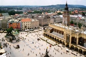 Krakow: Family Friendly Historical Walking Tour