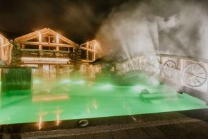 Krakow: Goracy Potok Thermal Baths with Transfers