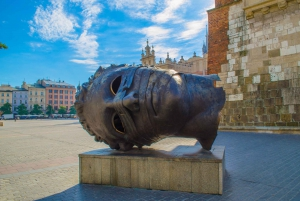 Krakow: Guided 2-Hour Old Town and Royal Route Segway Tour