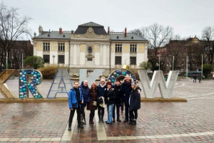 Krakow: Guided Old Town and Jewish District Walking Tour