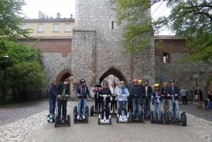 Krakow: Guided Segway Tour