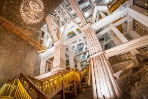 Krakow: Guided Wieliczka Salt Mine Tour