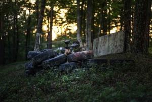 Krakow: Half-Day Paintball and Shooting Range Experience