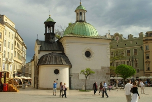 Krakow: Introductory Walking Tour of the City