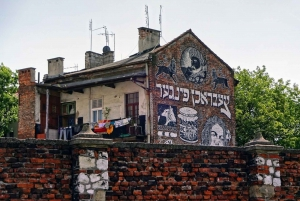 Krakow Jewish Quarter: 2-Hour Private Tour with Local Expert