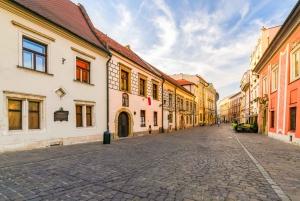 Krakow Kazimierz: 2-Hour Jewish Quarter Segway Tour