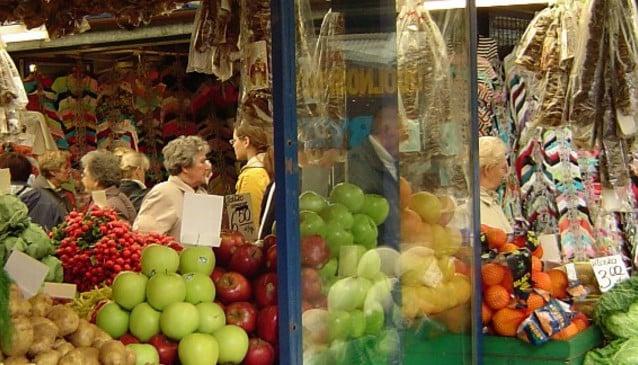 Krakow Kleparz - Green Market