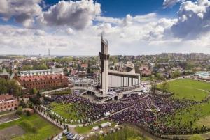 Krakow: Lagiewniki and Sister Faustina's Sanctuary Tour