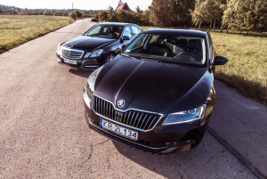 Krakow: Luxury Car Transfers to/from Balice Airport