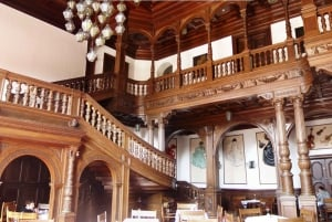 Krakow: Moszna Castle and Plawniowice Palace Private Tour