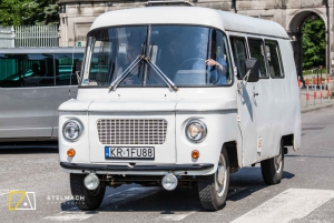 Krakow: Nowa Huta Tour with a Local NGO Guide