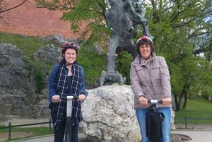 Krakow: Old Town and Wawel Castle 30-Minute Segway X2 Tour