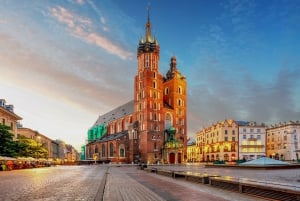 Krakow: Old Town Guided Walking Tour