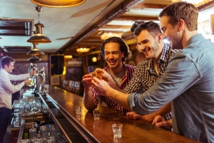 Krakow: Polish Vodka Tasting with Appetizer Pairings