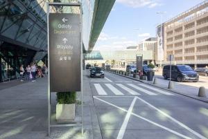 Krakow: Private Airport Transfer