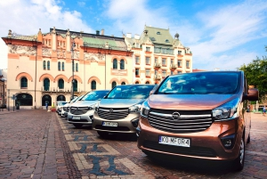 Krakow: Private Transfer between the City & the Airport