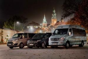 Krakow: Private Transfer to or from Bratislava