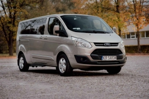 Krakow: Private Transfer to or from Prague