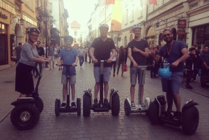Krakow Royal Route: 1-Hour Guided Segway Tour