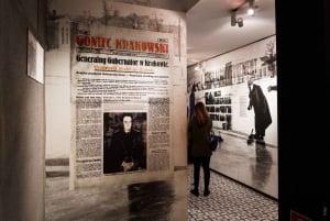 Krakow: Schindler's Factory Guided Tour