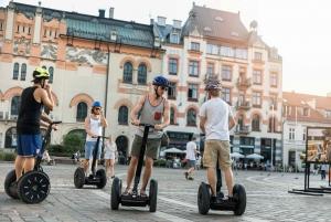 Krakow Segway Half Day Tour of the Jewish Quarter
