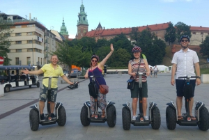 Krakow: Segway Tour of Old Town, Kazimierz & Podgorze