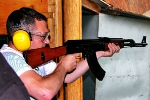 Krakow: Shooting Range Experience with Private Transfer