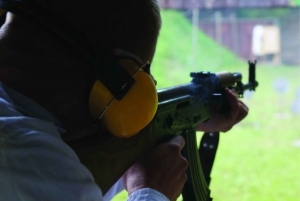 Kraków: Shooting Range Experience