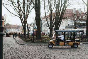 Krakow Sightseeing by Eco-Vehicle