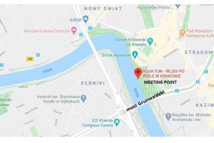 Krakow: Sightseeing Cruise by Vistula River