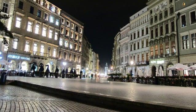 Krakow Squares