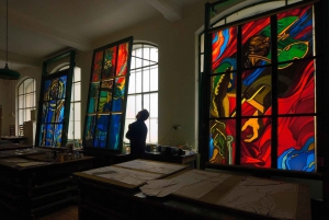 Kraków: Stained Glass Museum Guided Tour