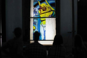 Krakow: Stained Glass Workshop