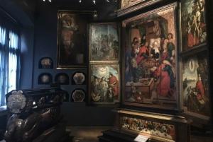 Krakow: The Erazm Ciołek Palace Museum